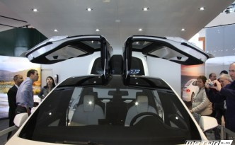 Tesla Model X, Coming Soon