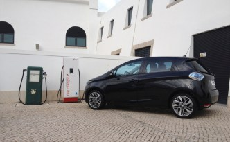 Renault ZOE Electric Vehicle - Quiet and Clean Can Still Be Dangerous