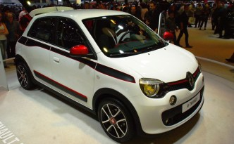 Renault Twingo EV Launch TBD