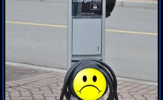 Nissan Leaf No Charge to Charge Program Losing Out