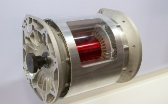 Tesla Model S 85kWh 3Φ AC Induction Motor, Now COvered by Unlimited-Mileage Warranty