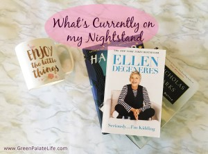 What's Currently on my Nighstand || Are you looking for a new book recommendation? I've got you covered! In my latest nightstand series, I'm sharing the 3 books that I'm either currently reading, or have queued up for later! Check it out. :)
