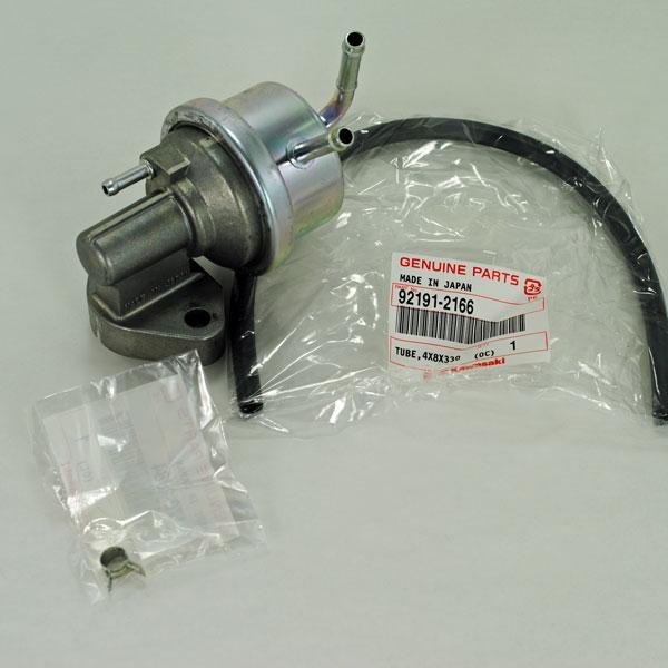 John Deere Replacement Fuel Pump Assembly - AM132715