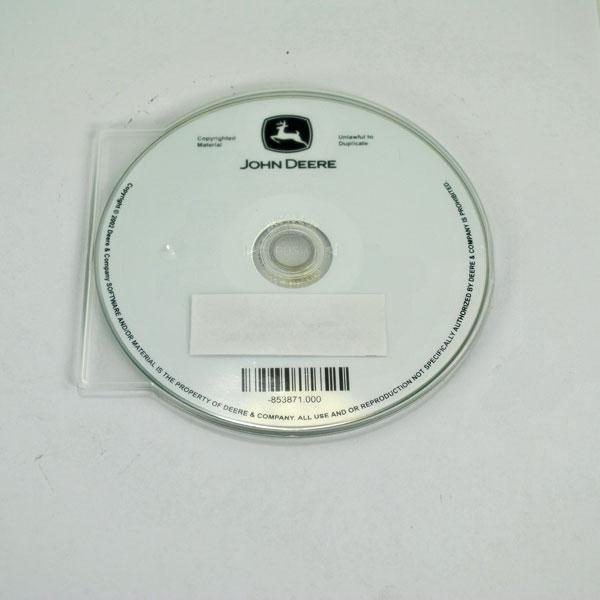 John Deere Operators Manual on CD Model 40 Loader