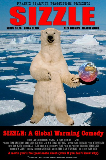 Sizzle, A Global Warming Comedy, Is Not So Hot