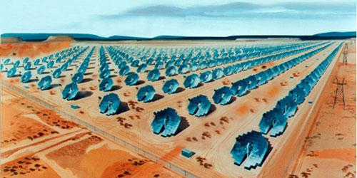 solar technologies FZE dubai solar panels