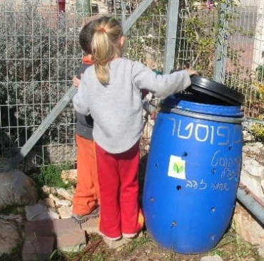 Israeli Tots At 82 Kindergartens To Learn Green ABC's