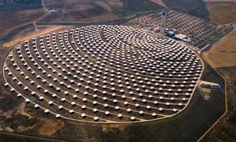 iran solar energy csp photo spain energy