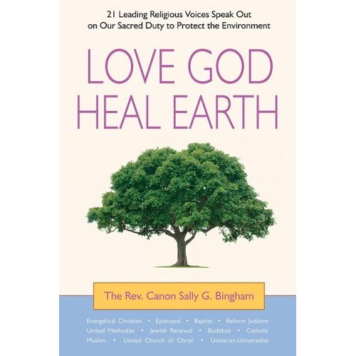 Rabbi Julian joins with other faiths to 'Love God, Heal Earth'