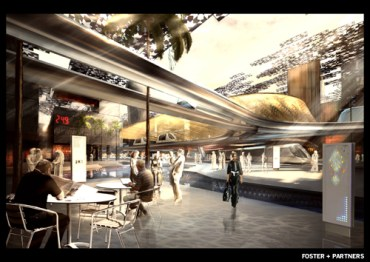 Drum Roll: Home to International Renewable Energy Agency IRENA Will Be . . . Masdar City