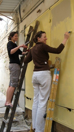 GoEco Pioneers Volunteer Eco Tourism in Israel