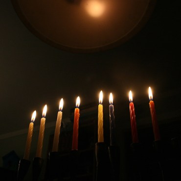 """Eco Rabbi – Hanukkah and the Importance of Spreading the """"Green"""" Message"""