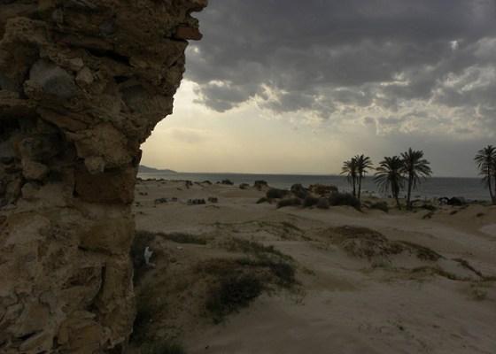 borj cedria climate change tunisia