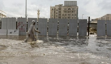 "Death by Sewage: Saudi Arabia's Desire to ""Go Green"" Spoiled by Sewage Scandal"