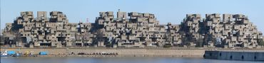 Bring Moshe Safdie's Green Building to the Middle East