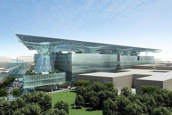 masdar city carbon footprint