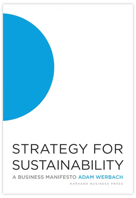 Book Review: Strategy for Sustainability by Adam Werbach  –A Primer for Third Wing Environmentalism or a Harbinger of the Black Swan?