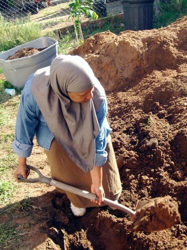 muslim gardening san diego