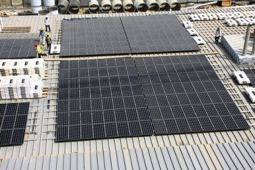 Saudi Arabia's First Solar Installation Goes Online