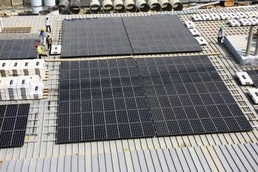 Saudi Arabia's First Solar Installation Goes Online