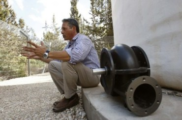 Water and 9 Israel-related Cleantech Headlines, Week of November 15, 2009