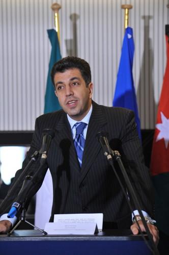 Jordanian EU Ambassador Ahmad Massaadeh Named Mediterranean Union Chief