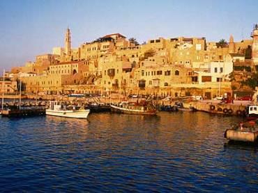 Na Laga'at Brings Slow Food Farmer's Market to Jaffa