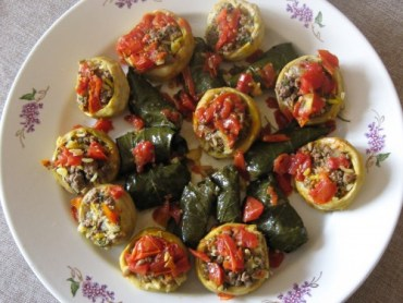 RECIPE: Moroccan Stuffed Artichoke Hearts