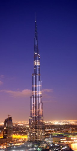 Burj Dubai is Finished, But at What Environmental Value?