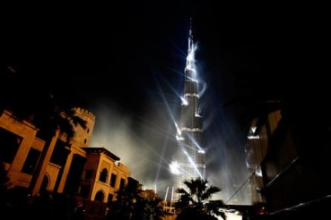Dubai's Burj Khalifa Will Tower in Darkness During Earth Hour