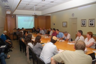 Israel's Best and Brightest Debate Climate Policy