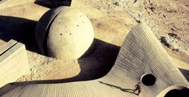 Israeli University Honors Environmental Sculptor Dani Karavan
