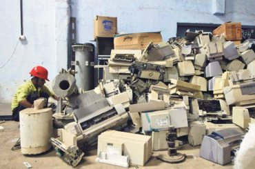 Turkish Government Gets Ready to Deal with Electronic Waste