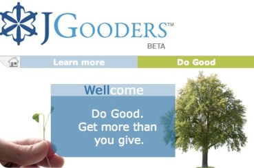 JGooders.com Raise Money and Spirits for Green Jewish Groups