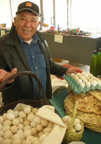 Get Your Organic Produce at Amman's Souq al Balad Farmer's Market