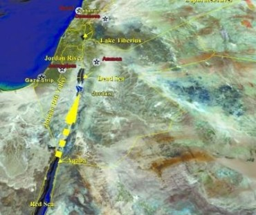 Analyzing the Middle East Water Crisis: In Israel, Jordan and Beyond