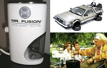 Mr. Fusion: Fuel from Trash
