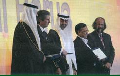 The UAE's Zayed Future Energy Prize Awarded to Bangladesh Solar Power Developer