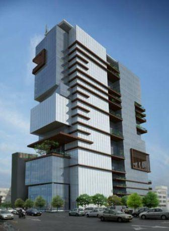 Azouri Brothers Eco-Tower Planned for Tel Aviv