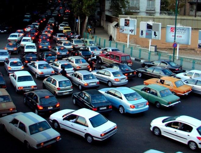 cars-tehran-air-pollution