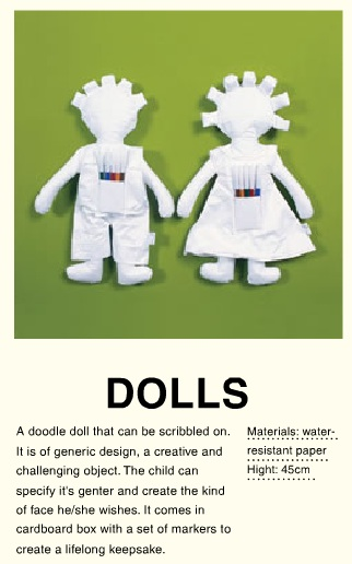 Manuella Design Dolls Never Run Out of Steam
