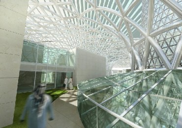 GE Ecomagination Centre in Masdar City