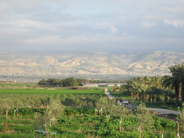 Have a Multi-Sensual Organic Experience at Kibbutz Sde Eliyahu's Bio-Tours