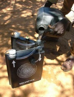 solvatten water purify