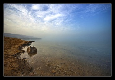 Dead Sea Worker Exposes Environmental Disaster Through Film