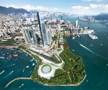 Will Foster & Partners Achieve Carbon Neutrality In Hong Kong?