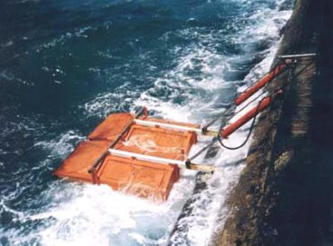 Israel's First Tidal Power Plant Completed In Jaffa