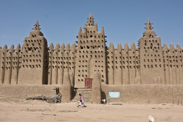 Mud Structures in the Muslim World: Spectacular And Sustainable