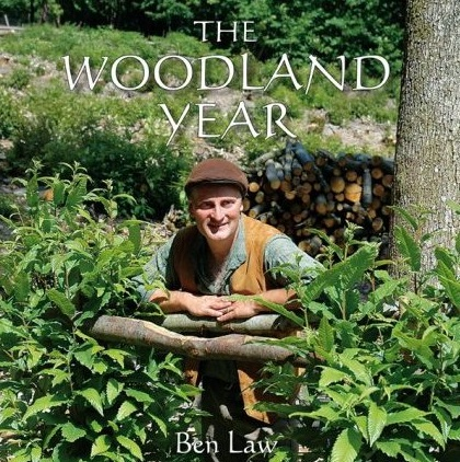 ben law woodland year book cover
