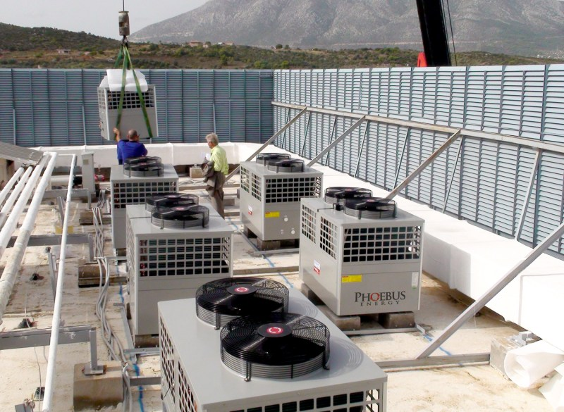 Phoebus Energy Offers A Hybrid Heating System for Hotels and Hospitals